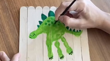 """🍎🦖 My father is """"Dino-mite!"""""""