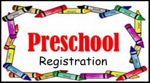 Registration for GFCC's 2019-2020 School Year