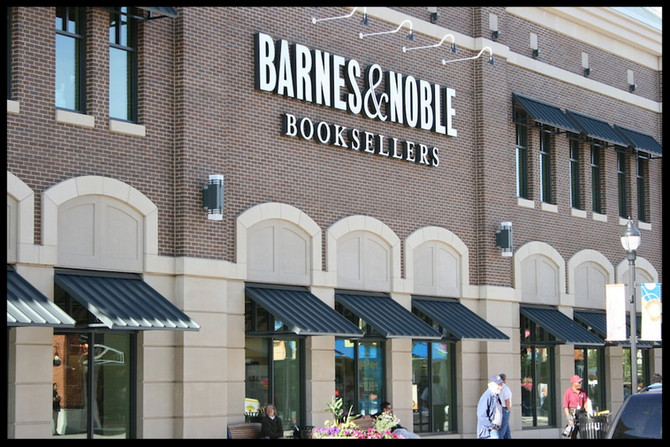 Kids Can Earn Free Books from Barnes and Noble This Summer