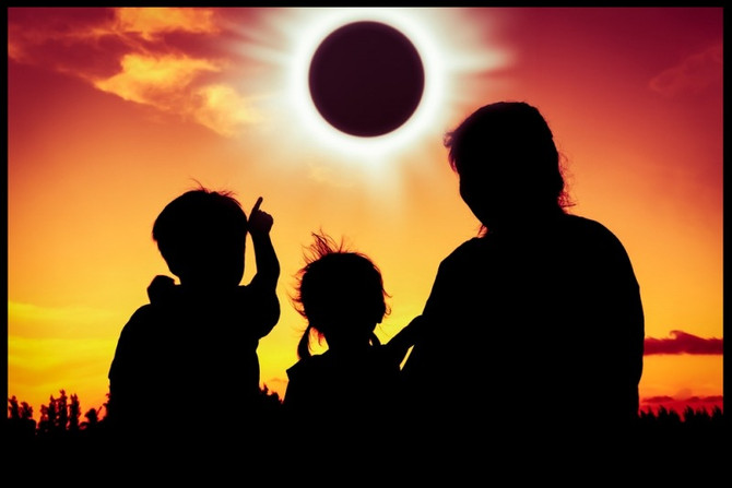 Viewing the Solar Eclipse on August 21, 2017