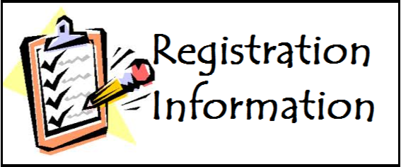 Registration Forms for 2020-2021 Are Now on the Website and Going Home with Students on Monday and T