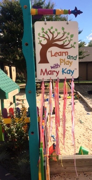"""""""Learn and Play with Mary Kay"""" Playspace"""