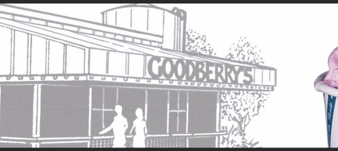 """Let's Eat Out"" at Goodberry's on Thursday, September 14, 2017"