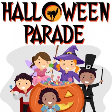 Indoor Halloween Parade Route for Today - Wednesday, October 30