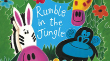 🍎 A Look Back at GFCC Summer Camp -- 2015 -- Rumble in the Jungle