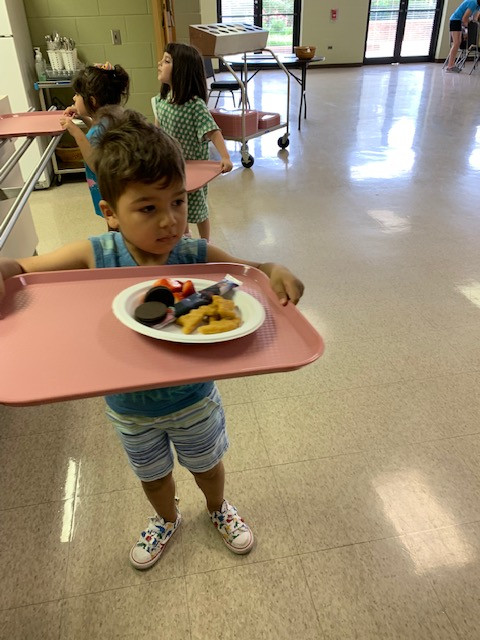 2019 Kindergarten Lunch