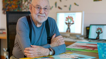 🍎 A great author and illustrator has passed away!
