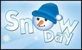 No School on Tuesday, December 11, 2018