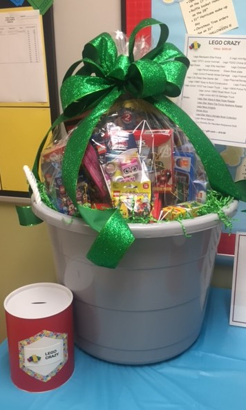 More Scholarship Raffle Basket Previews
