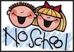 Reminder:  No School on Monday, September 30