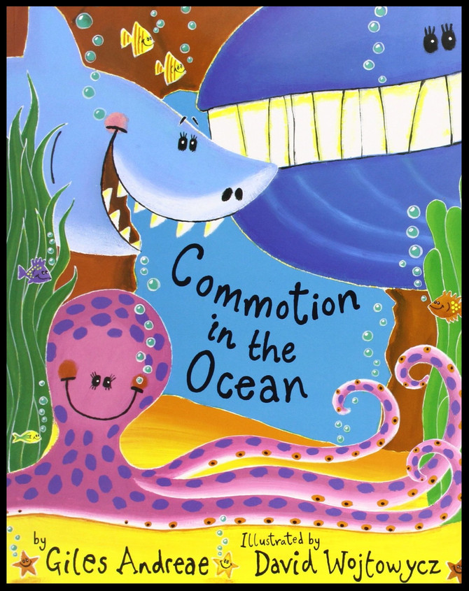 2018 Summer Camp Registration - Commotion in the Ocean