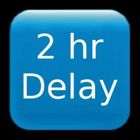 2-Hour Delay Today - Tuesday, Jan. 30, 2018