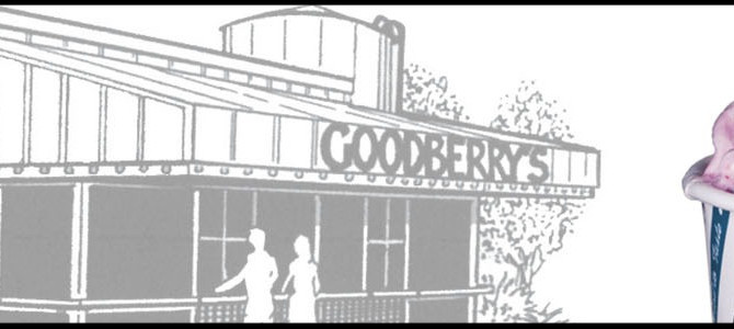 """Let's Eat Out"" at Goodberry's on Thursday, September 20, 2018"