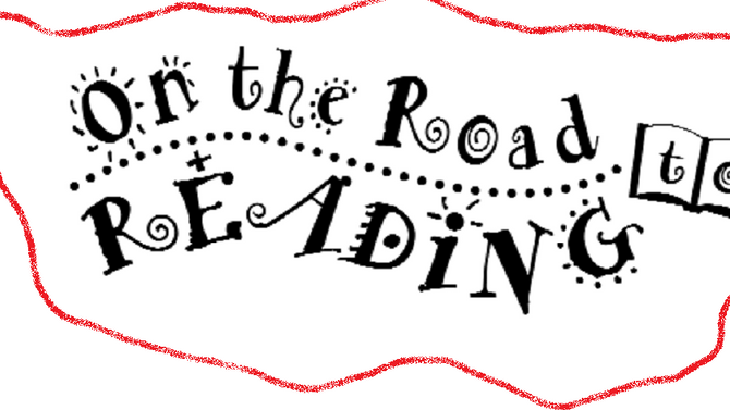On the Road to Reading Book Drive