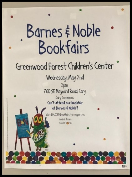 Barnes & Noble Bookfair