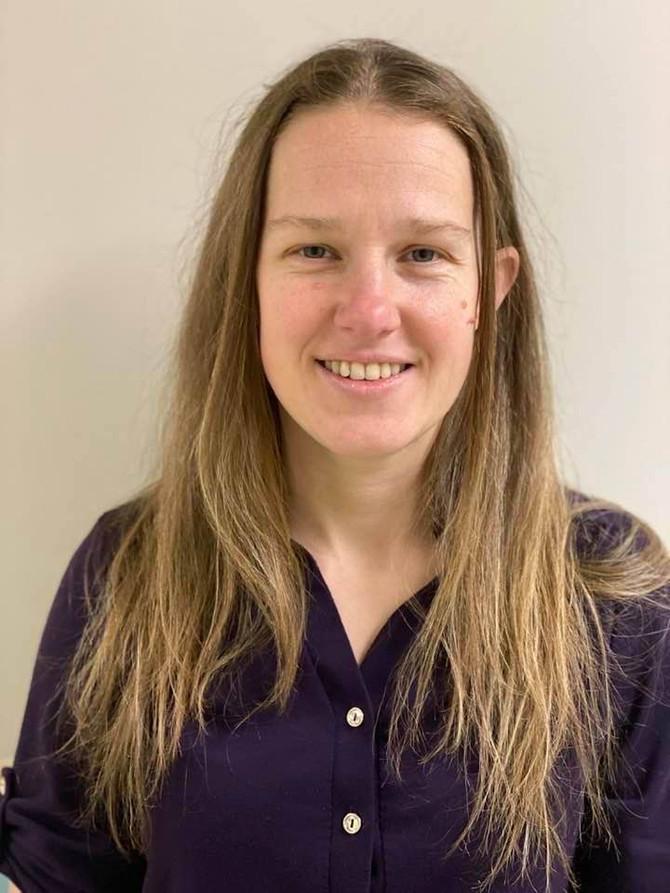 🐛Welcome New Staff Member Amanda Harris