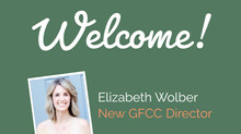 🍎 Welcome!  Elizabeth Wolber, New GFCC Director