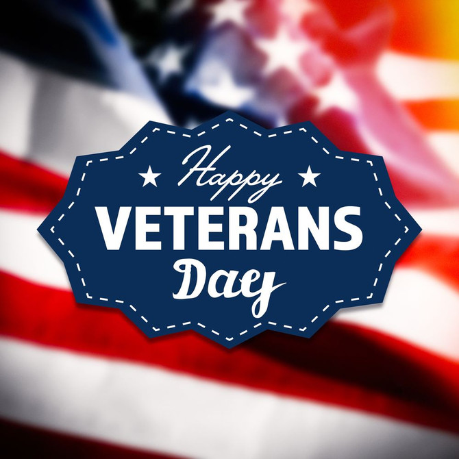 🍎 Happy Veterans Day from Greenwood Forest Children's Center!