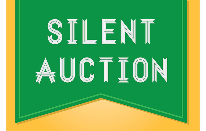 Raffle and Silent Auction at GFCC