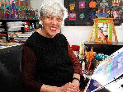 🍎 Author/Illustrator Lois Ehlert Has Passed Away!