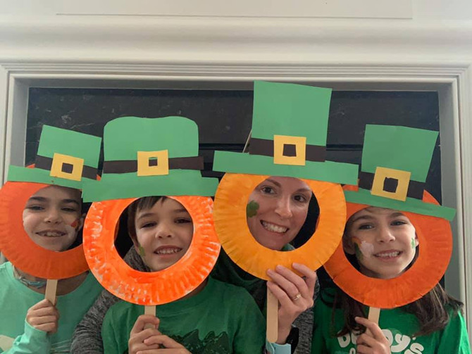 ☘️🌈🌟🎩 A Look Back at St. Patrick's Day 2020 - COVID Style!