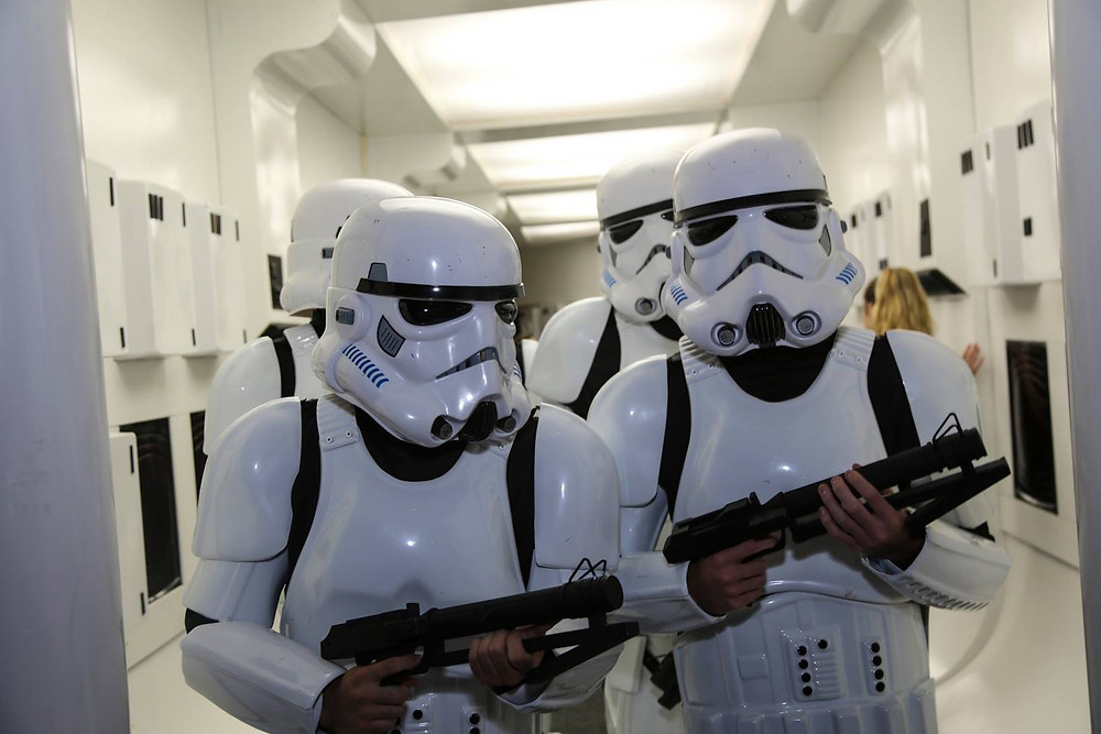 Stormtroopers, Star Wars Theme
