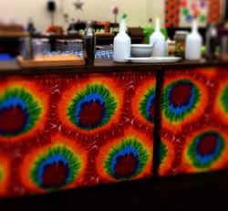 Tie Dye Bar