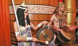 Denial on the Nile
