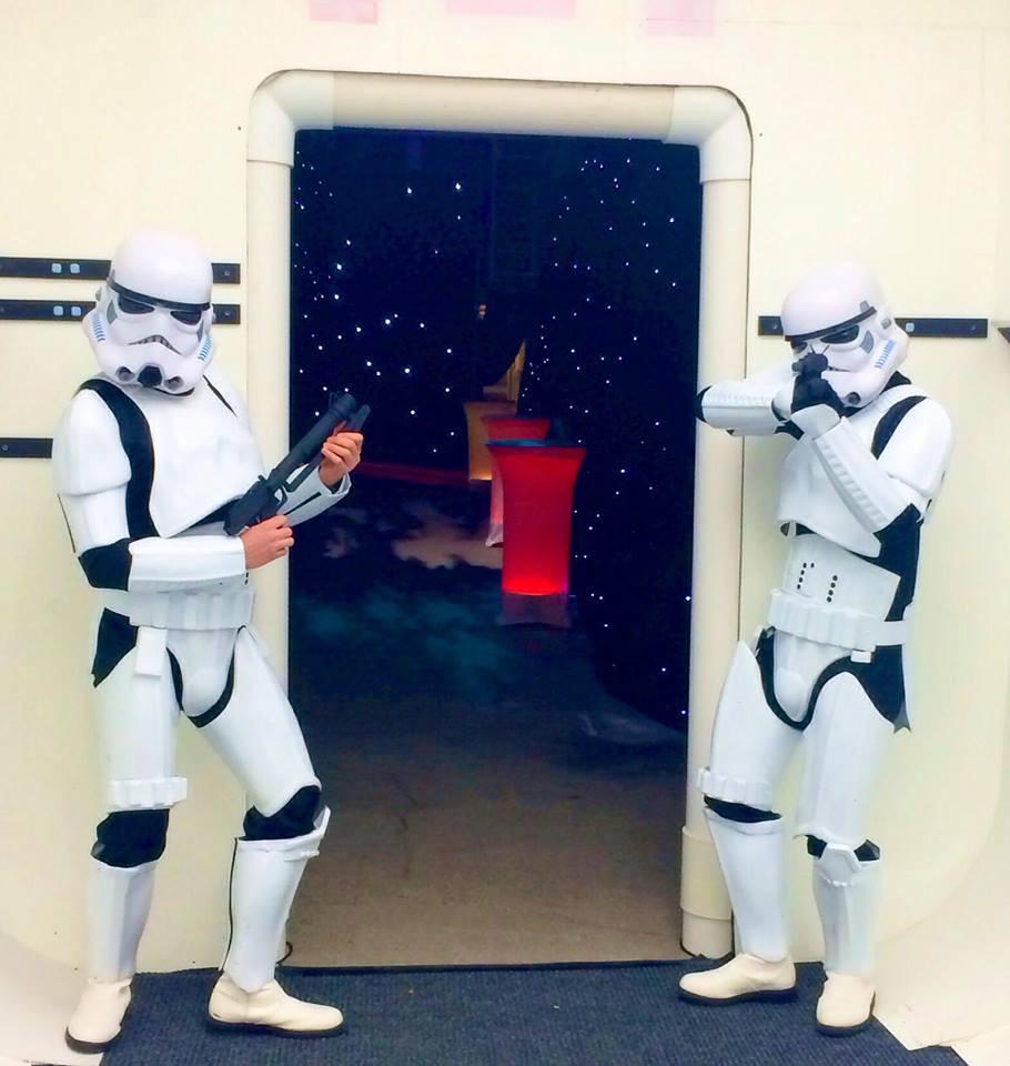 Storm Troopers, Star Wars