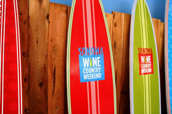Custom Surfboards with Graphics