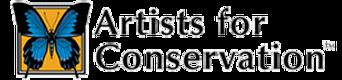 Artists for conservation member logo