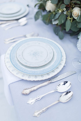 Heirloom Place Settings