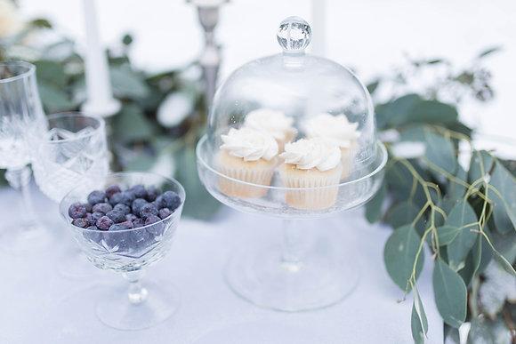 Cake and Cupcake Pedestals