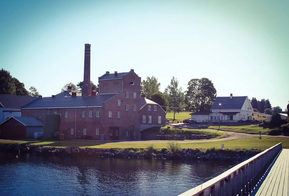 Atlungstad distillery in Norway
