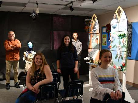Comox Valley students explore art to express concerns with real-world issues close to home