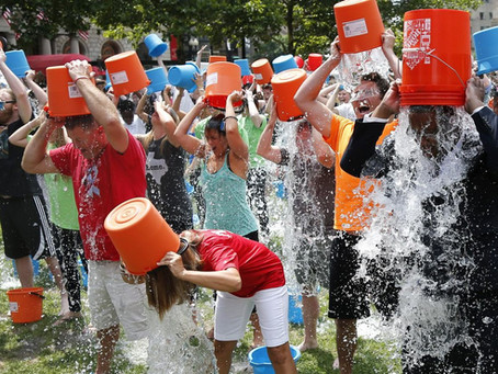 ALS ICE BUCKET CHALLENGE: THE POWER OF SHAREABLE SOCIAL MEDIA CONTENT