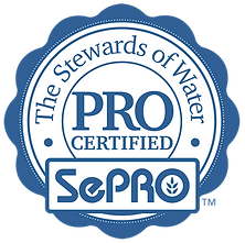 SePRO Pro-Certified Stewards of Water Logo