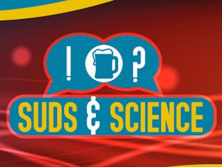 Suds & Science: An Evening of Thinking and Drinking