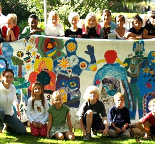 Art Miles Mural Project Ambassador