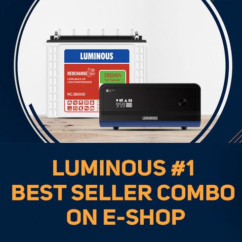 ups Battery in coimbatore - Luminous ups