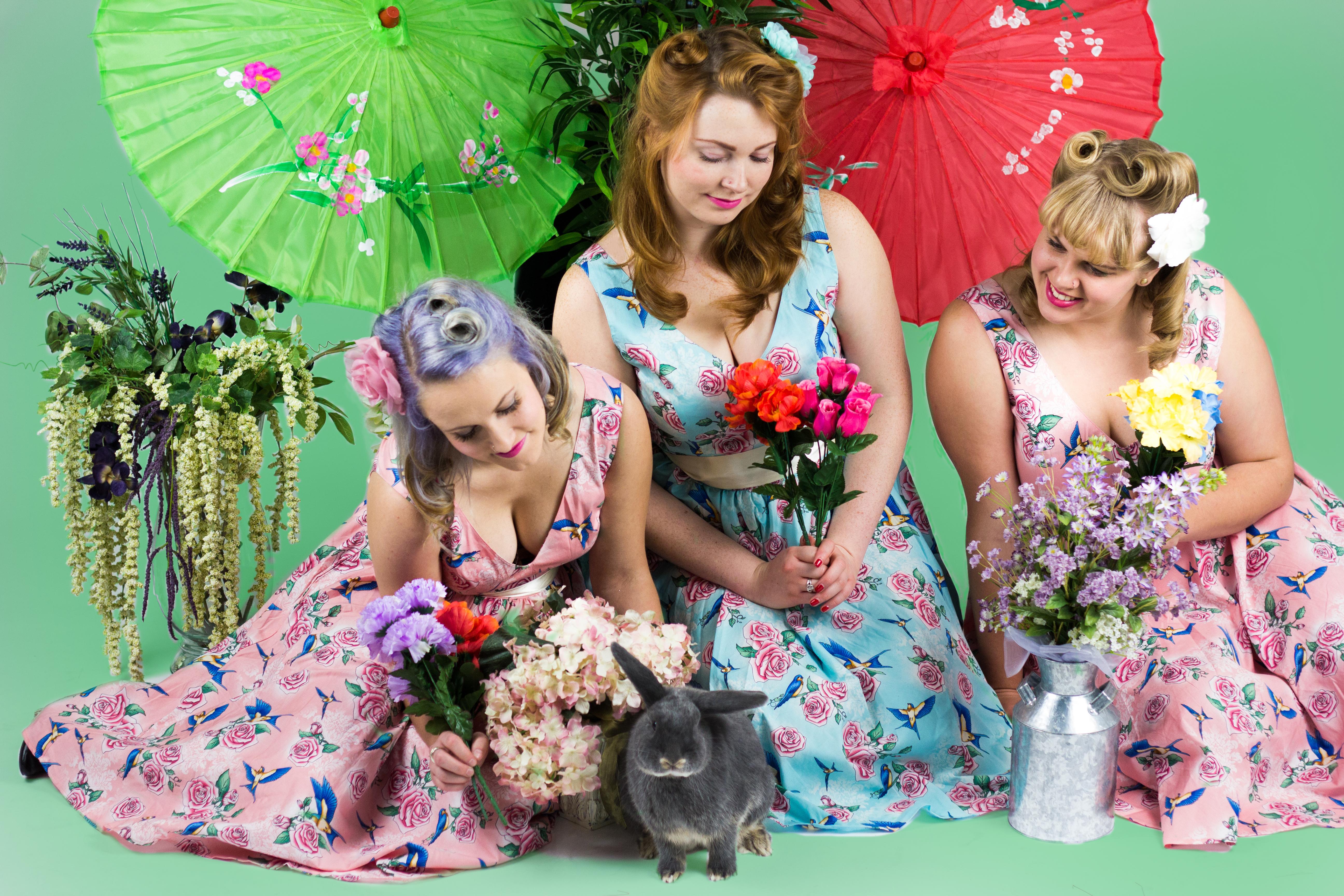 Jivin' Belles May 1