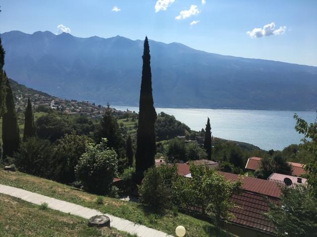 View from Sunclass Villaggio, Tignale