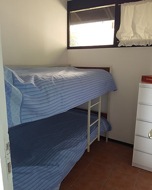 Lake Garda - Casa La Moka - Bunk bed