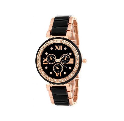 Ambika Classic Diamond Women Watch