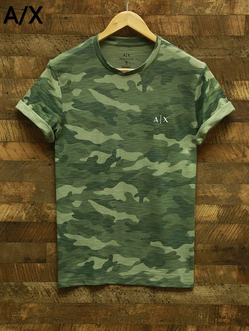 Army Style T-shirt
