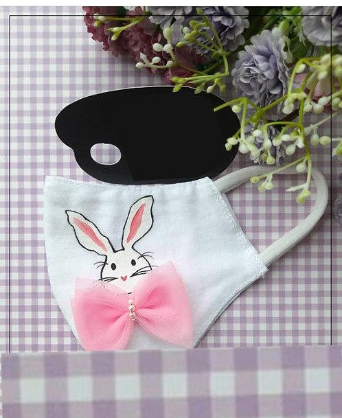 Designer mask rabbit