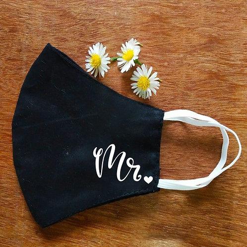 Designer Couple Mask