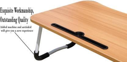 Potable laptop table