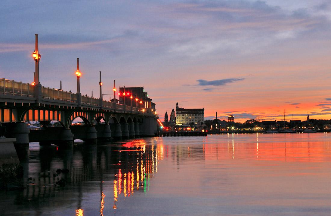 Saint Augustine Sunset