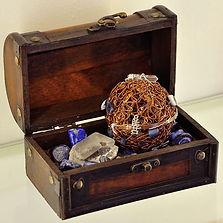 Metaphysical Healing Gemstone Amplifier by Kim Hambor